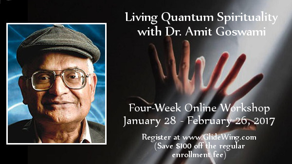 Living Quantum Spirituality workshop banner graphic 2